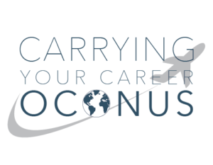 carrying your career oconus logo